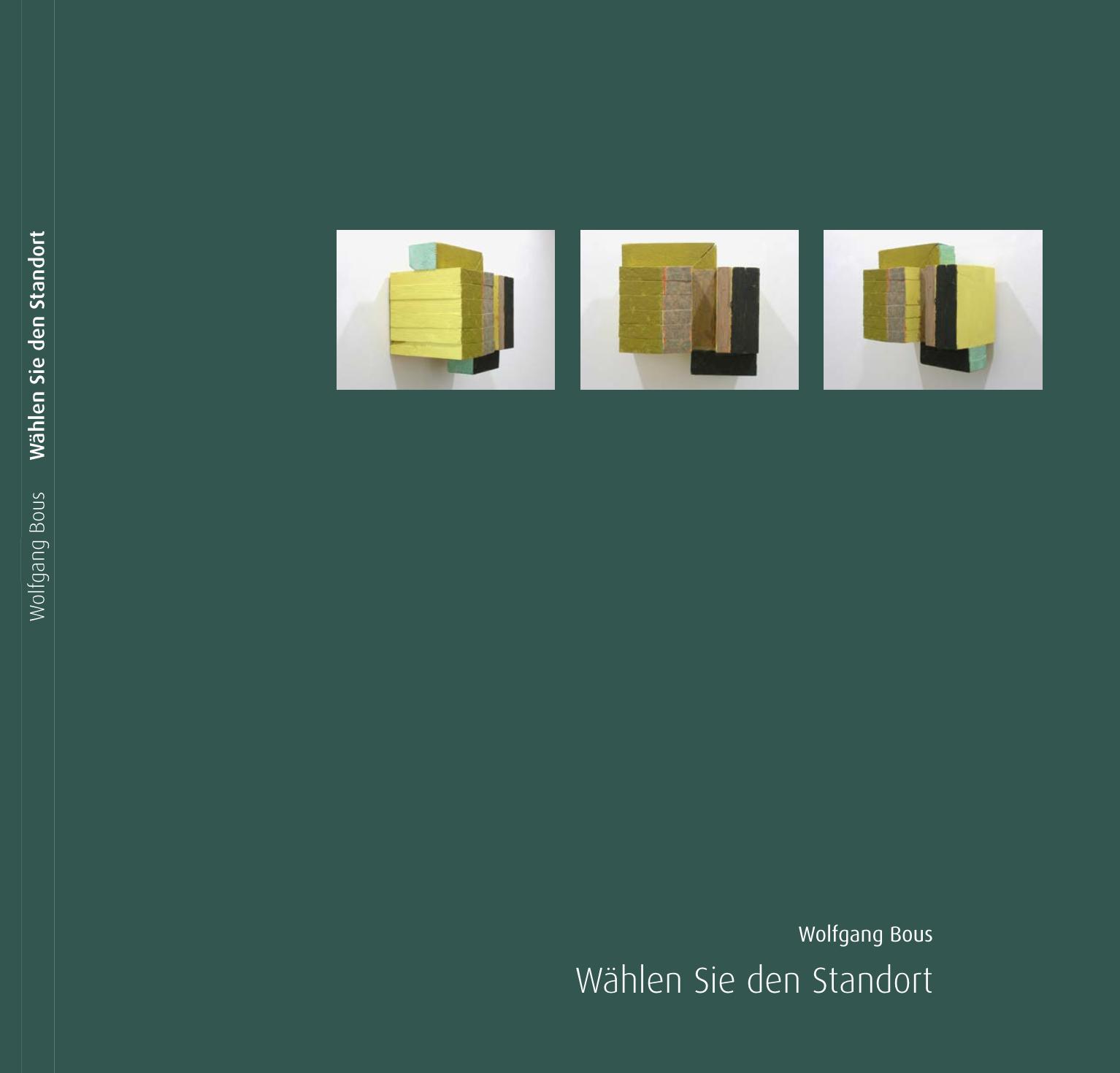 wolfgang bous adkv arbeitsgemeinschaft deutscher kunstvereine. Black Bedroom Furniture Sets. Home Design Ideas